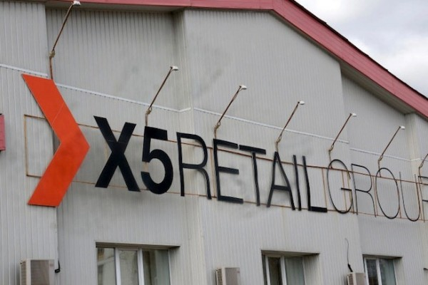 x5 retail group themoscowtimes.cоm