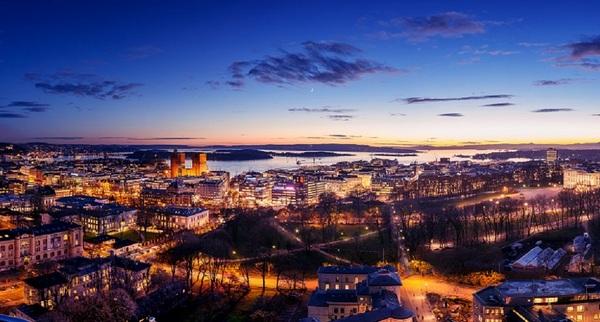 Осло за два-три дня: короткая экскурсия