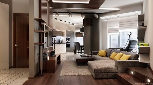 Квартиры-студии. Модно или практично?