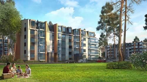 Современные жилые комплексы: в чем преимущества