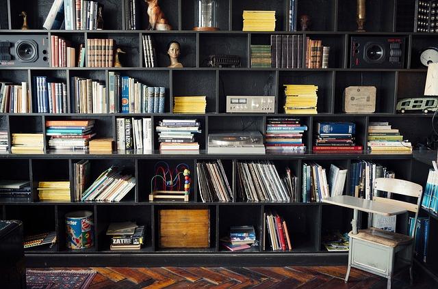 Как обустроить домашнюю библиотеку