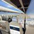 Конкуренция на высоте: компания Airbus выпустит прозрачный самолет для своих пассажиров
