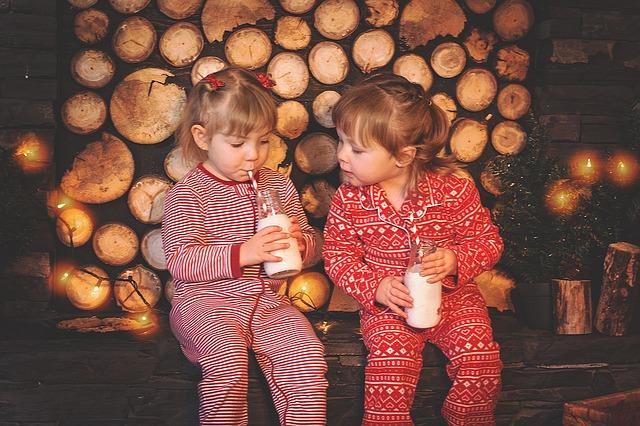 Приятные сновидения в пижамах для девочек от магазина olioli.com.ua